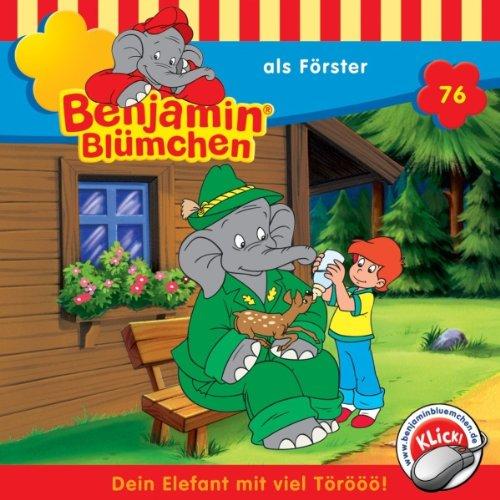 Benjamin als Förster audiobook cover art