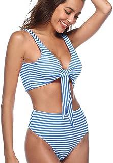 S.CHARMA 2019 新しい水着女性のセクシーなビキニスーツ夏の水着ツーピース人気の人気の水着ちょう結び 水着通販ワンピース水着可愛い ワンピース水着種類