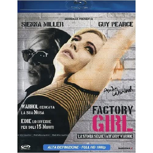 Factory girl - La storia segreta di Andy Warhol