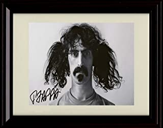 frank zappa autograph