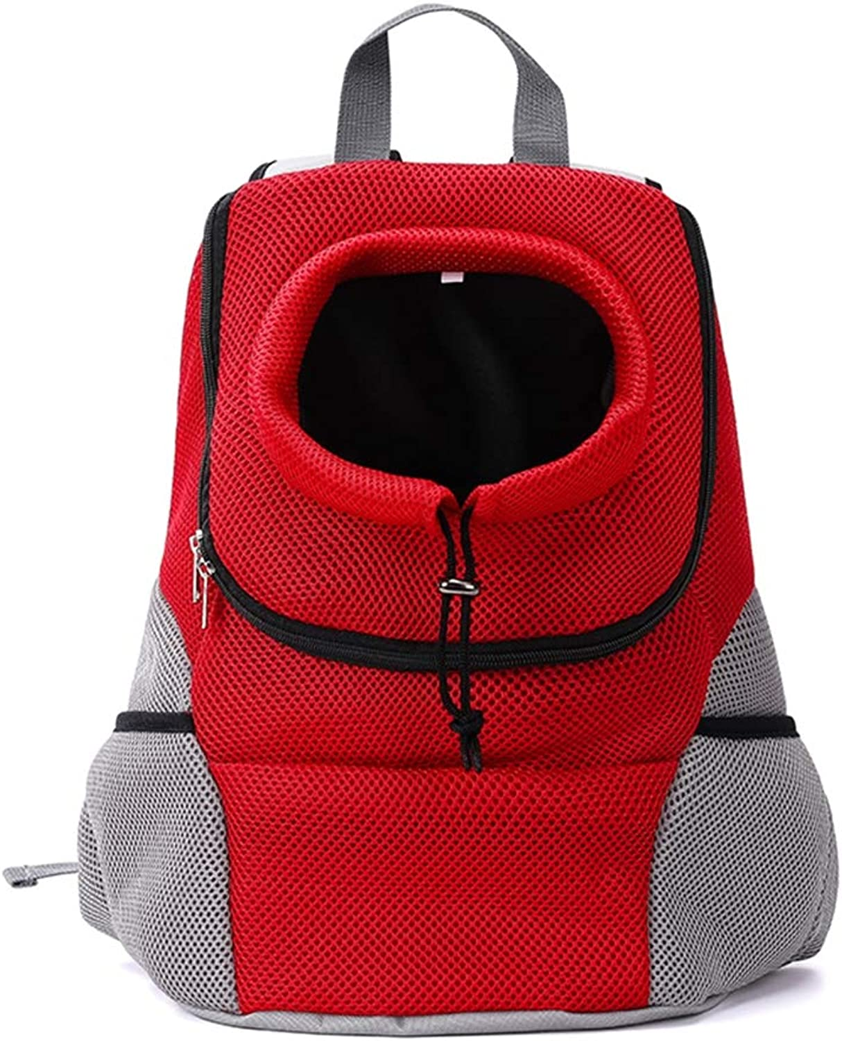 Pet Carrier Backpack Comfortable Dog Cat Travel Carrier Bag Front for Small Dogs Carrier Bike Hiking Outdoor
