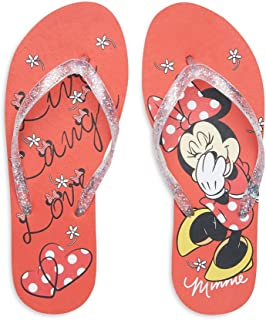Official WONDER WOMAN Flip Flops Thongs Sandals Primark Sizes3-8