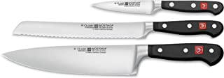 Wüsthof TR9660 Classic Coffret 3 Couteaux de Cuisine