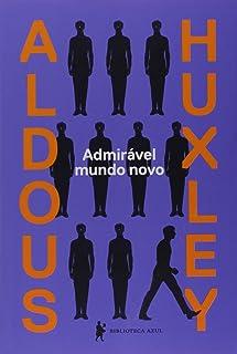 Capa do livro Admirável mundo novo
