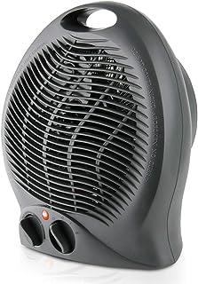 comprar comparacion Taurus Gobi-Calefactor, termoventilador, silencioso, 2000 W, termostato Ajustable, función ventilación, 2 Posiciones de Ca...