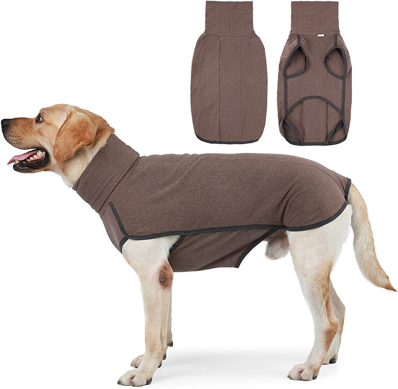 Soft Autumn Winter Nashville-Davidson Mall Elegant Turtleneck Dog Fleece Sweater f Vest Pullover