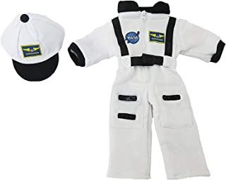 Astronaut White Space Suit | Fits 18