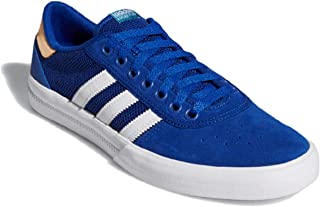 adidas Skateboarding Lucas Premiere Collegiate Royal/Footwear White/Glow Orange Men's 10.5,  Women's 11.5