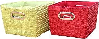 Panier de rangement simple, boîte de rangement pour vêtements, boîte de rangement séparée multi-couches, étagère de rangem...
