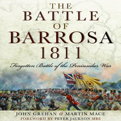 The Battle of Barrosa cover art