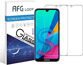 AFGLOOY 2Pack, Screen Protector Compatible with Honor 8S 2020/ Honor 8S/Huawei Y5 2019, Tempered Glass for Honor 8S 2020, ...