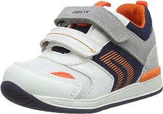 Geox Baby Boy's B Rishon B First Walker Shoe