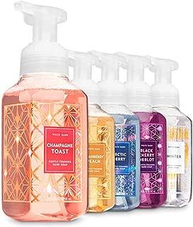 Bath & Body Works All That Glitters Gentle Foaming Hand Soap, 5-Pack 8.75 fl oz / 259 mL Each