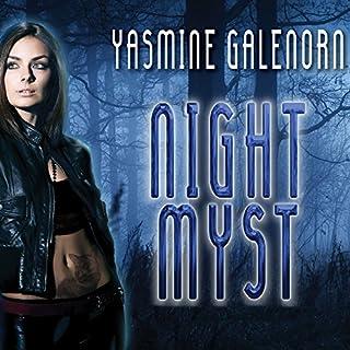 Night Myst audiobook cover art