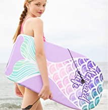 Surfboard Surfing Surf Beach Ocean Body Board Great Beginner Board for Kids, Adults and Children