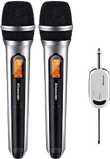 Uhf Wireless Microphones