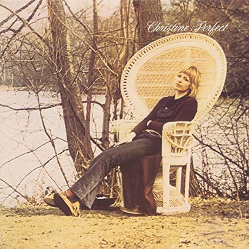 Perfect/Vinyle Couleur Audiophile 180gr/Album Solo de Christine Mcvie de Fleetwood Mac/1970