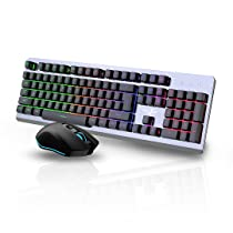 Redgear GC-100 Gaming Keyboard and Mouse Combo