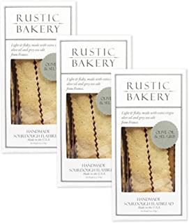 rustic bakery sourdough flatbread