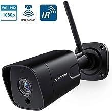 Outdoor Security Camera, 1080P WiFi Camera Wireless...