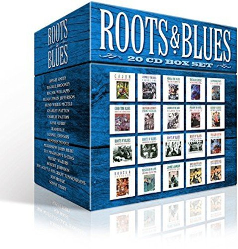 The Perfect Roots & Blues Collection