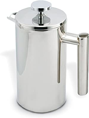 Cuisinox COF-11 Double Walled Coffee Press, 1-Litre