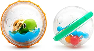 Munchkin Float and Play Bubbles Bath Toy, Pack of 2 (Assorted Model)