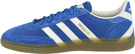 adidas Originals Handball Spezial, Blue-Off White-Gold Metallic, 11,5