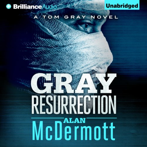 Gray Resurrection audiobook cover art