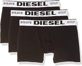Diesel Men's UMBX-sebastianthreepac Boxer-Shorts Briefs