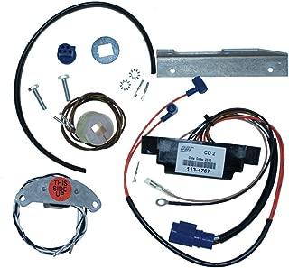 Johnson Evinrude Power Pack CD2 40 Hp 1990 Model TE, TTL 2 Cyl WSM 113-4489 OEM# 18-5883, 583663, 583667, 584488