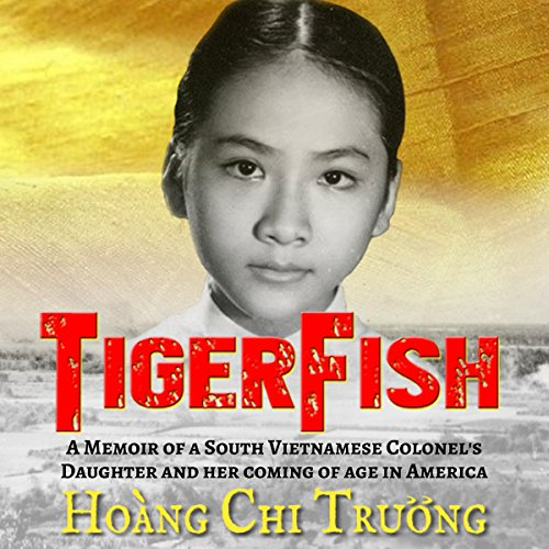 TigerFish audiobook cover art