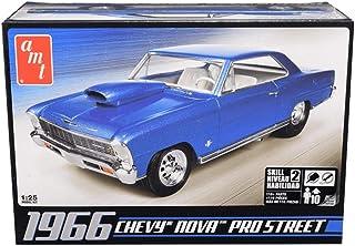 AMT AMT636R 1:25 Scale 1966 Chevy Nova Pro Street Model Kit