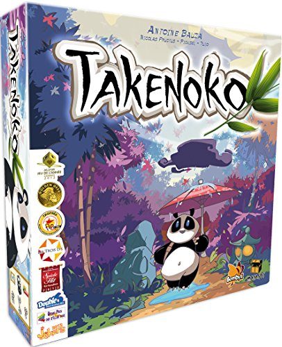 Takenoko - Asmodee - Jeu de société - Jeu de plateau