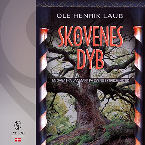 Skovenes dyb audiobook cover art