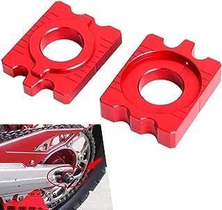 Rear Axle Blocks Chain Adjuster For Honda CRF250L/M CRF250L CRF250M 2012-2017 2018 CRF 250L 250M 250 Rally CRF250 Rally