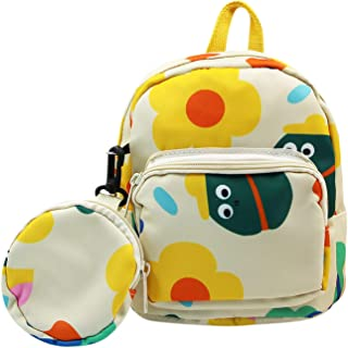 MOSSTYUS Small Backpack Convertible Shoulder Cross Bags Purse Casual Lightweight Travel Daypack for Kids Adults