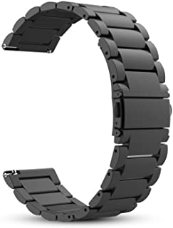 Fintie Band for Gear S3 / Galaxy Watch 46mm, 22mm Quick Release Stainless Steel Metal Replacement Strap Bands for Samsung ...