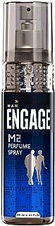 Engage Men's Perfume Spray (M2, 120ml) - Set of 2