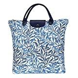 Signare tapiz bolsas reutilizables tote bag bolsa compra para mujeres con diseños de William Morris (Willow Bough)