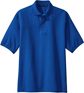 Port Authority Men's Silk Touch Polo T-Shirt