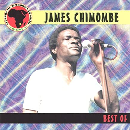 The Best Of James Chimombe