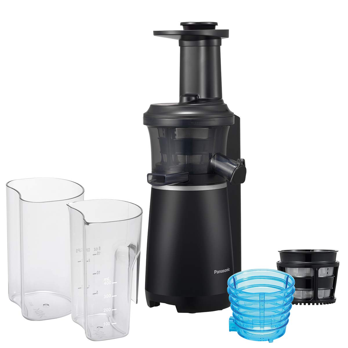 Panasonic MJ L501 Slow juicer Black 150