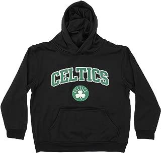 Outerstuff NBA Youth (8-20) Boston Celtics Team Logo Fleece Hoodie