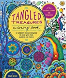 tangled treasures Top Coloring Books of 2019