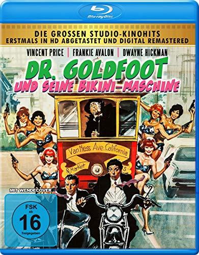 Dr. Goldfoot und seine Bikini-Maschine - Kinofassung (in HD neu abgetastet) [Blu-ray]