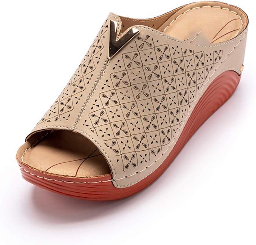 Sandals Ladies Summer Slippers wear-Resistant Comfortable Overseas parallel import regular item Microf Austin Mall