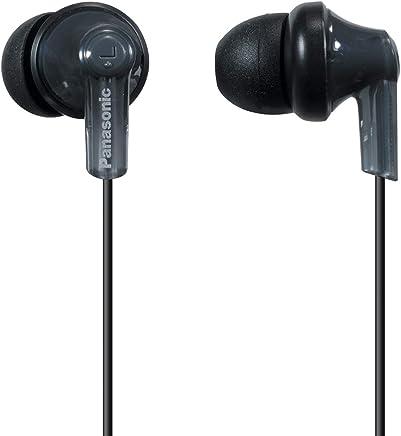 Panasonic ErgoFit In-Ear Earbud Headphones RP-HJE120-K...