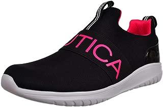 Kids Girls Youth Fashion Sneaker Running Shoes -Slip On- Little Kid / Big Kid