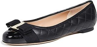 Salvatore Ferragamo Women's Varina Quilted Flat